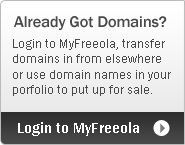 Already Got Domains?