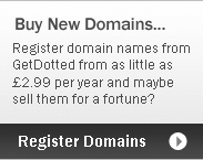 Buy New Domains...